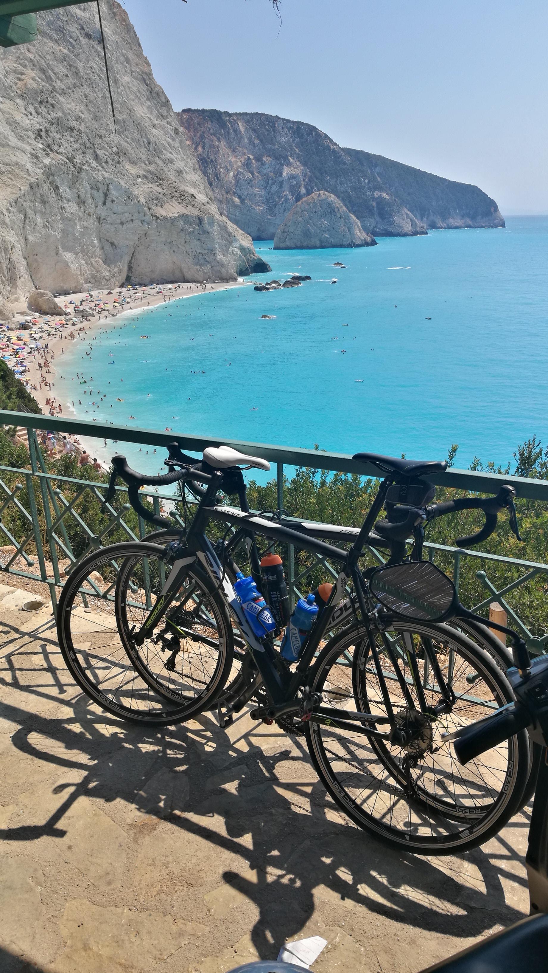 Road Riding – Lefkada