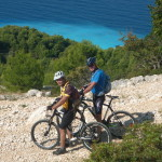 Biking Greece