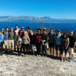 Family hiking holidays Lefkada