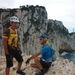 Biking Greece